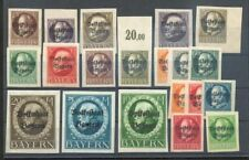Bavaria 116/35B Set Mint 69557
