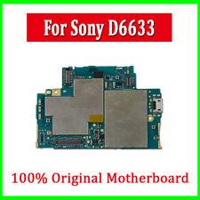 100% Original unlocked for Xperia Sony Z3 D6633 Logic Boards