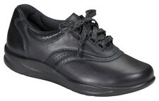 SAS Walk Easy Black, Women's Walking Shoes, Many Sizes And Widths