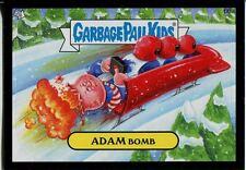 Garbage Pails Kids 2014 Series 1 Black Parallel Base Card 66a ADAM BOMB