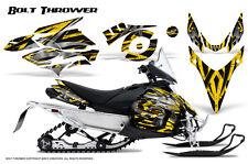 YAMAHA PHAZER RTX GT MTX 07-16 SNOWMOBILE SLED GRAPHICS KIT CREATORX BTY