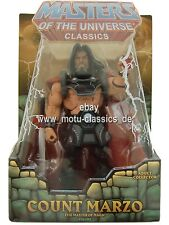 Count Marzo 1st Masters of the Universe ® Classics He-Man MOC www _ MOTU-classic _ de