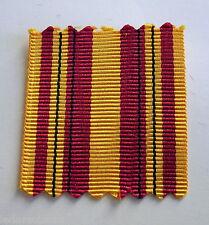 Petit ruban 40 mm pour confection de rappel ou autre, médaille de Dunkerque.
