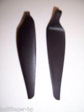 Hélice repliable 11 x 8 Plastique noir