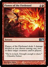 *MRM* ENG 4x Flammes du brandon ( Flames of the Firebrand ) MTG Magic 2010-2015