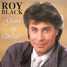 Roy Black ‎– Ganz In Weiß 1989 Bellaphon ‎– 220.05.028 Compilation VINYL LP NM!
