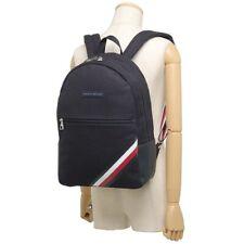 Tommy Hilfiger Mens Lightweight Backpack Navy Blue