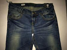 NWT Urban Behavior Melrose ~ Low Rise Skinny Distressed Jeans ~ Junior's Size 26