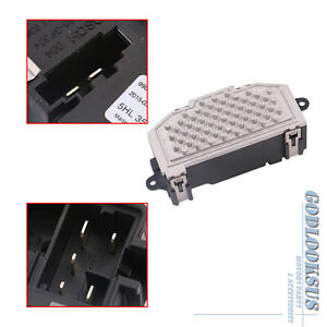 For Audi A4 A5 A8 Q5 S4 S5 S8 HVAC Blower Motor Resistor 8K0820521C/8K0820521