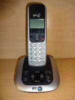 BT 3520 SINGLE DIGITAL CORDLESS HOUSE HOME PHONE LANDLINE + ANSWER MACHINE BOXED