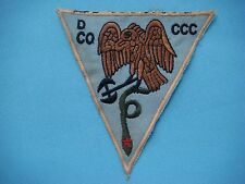 VIETNAM WAR PATCH, US 5th SPECIAL FORCES GROUP  D Company CCC