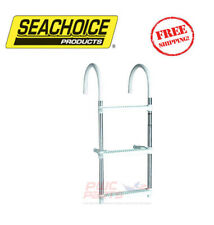 "SEACHOICE Boat Boarding Ladder 3 Step 15"" W x 36"" SeaRay Tahoe Bayliner 71550"