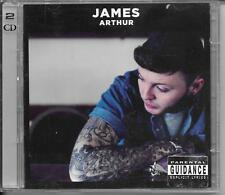 2 CD ALBUM 18 TITRES--JAMES ARTHUR--JAMES ARTHUR--2013