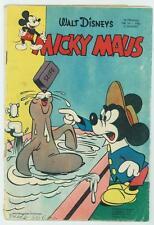 Micky Maus 1956/ 10 (Z2-3, Sz), Ehapa
