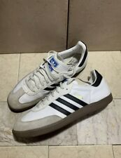 Adidas Samba Men's Size 12 US Shoes Sneakers White Black Gum G17102