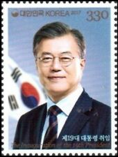 Korea - The Inauguration of the 19th President Moon Jae-in 2017