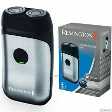 Remington Dual Track Rotary 2-Head Mens Lightweight Travel Shaver Trimmer - R95