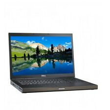 LOT OF3X Dell PRECSION M6600 i7Q 32 GB RAM  240GB SSD WIN 10-GAMING-B 17.3''