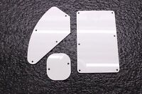 Gloss White Replacement Cavity Covers fit Ibanez(TM) Jem RG FP DNA MC