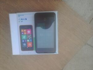 Good Condition Nokia Lumia 530 Black Unlocked Windows Smartphone