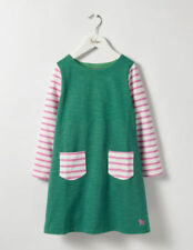 Jersey Long Sleeve Casual Dresses (2-16 Years) for Girls