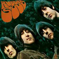 The Beatles Rubber Soul NEW SEALED 180g VINYL LP FREE UK POST *WORLD SHIP