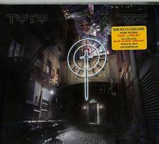 Toto - XIV CD Deluxe con Dvd limited edition (nuovo album/disco sigillato)