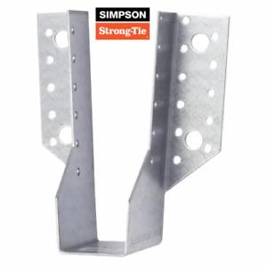 Simpson Strong Tie Heavy Duty Face Fixed U Joist Hanger - 45mm & 75mm Width