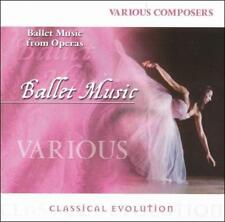 Classical Evolution: Ballet Music From Operas / Va : Classical Evolution-Ballet