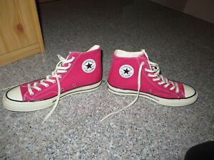 """Converse Chucks pink Gr. 46 (11,5) """"neuwertig"""""""