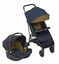 Pushchair Pram Buggy Stroller For Baby Toddler With Car Seat, Raincover Baby Gif