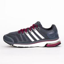 Womens Adidas Adistar Boost Grey/White Trainers (TGF53) RRP £119.99