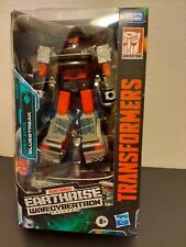 Transformers War for Cybertron Earthrise Bluestreak figure walgreens Exclusive