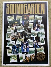 AFFICHE SOUNGARDEN 1993 BROCKUM MADE IN ENGLAND
