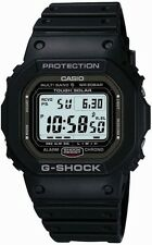 Casio G-Shock GW-5000-1JF Multiband6 Screw Back Soft Urethane Band Made In Japan
