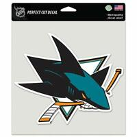 WinCraft NHL Perfect Cut Color Decal 8 Inch