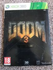 Doom 3 BFG Edition With Protective Case