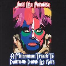 Just Like Paradise: A Tribute to Diamond David Lee Roth CD PROMO