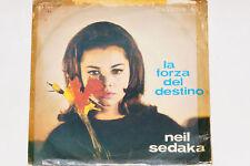 """Neil Sedaka-La notte è fatta per amare (Another Day, Another Heartache) - 7"""" 45"""