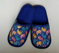 New Elephant Cotton Soft  Slippers Shoes Home Indoor Unisex