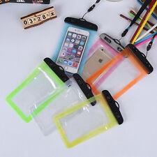 Wasserdichte Unterwasser Handy Tasche Schutzhülle Case iPhone Samsung Sony LG