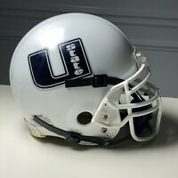 Utah State Aggies Riddell VSR4 NCAA Football Helmet - Game Used