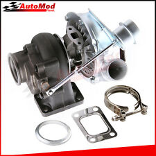 T04E T3/T4 .63A/R TURBO TURBOCHARGER COMPRESSOR 420+HP INTERNAL WASTEGATE V-BAND