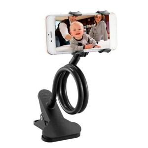 Universal Phone Holder Bed Flexible 360 Clip Mobile Cell Phone Holder Lazy