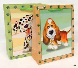 Gift Bag 51503 Comic Animals Paper Bag 18 x 23 X 8 CM