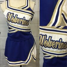 Real Cheerleading Uniform Girls 7/8 Nwot