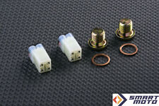 Oxygen lambda o2 sensor eliminator kit Triumph Speed Twin 1200