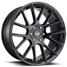 "4ea 22"" Dub Wheels Luxe S205 Gloss Black Rims(S42)"