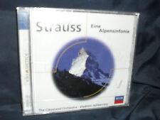 R. Strauss - Eine Alpensinfonie -Cleveland Orchestra / Ashkenazy