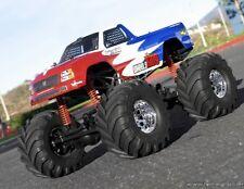 HPI WHEELY KING MINI GT-1 CLEAR BODY Crawler Axial Truck 7122